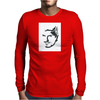DAVID BECKHAM Printed Crew neck Football Fan's Novelty England Manchester United T-shirts Mens Long Sleeve T-Shirt