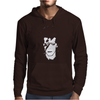 David Bowie Guitar pop rock N roll Mens Hoodie