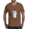 David Bowie Guitar pop rock N roll Mens T-Shirt