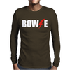 David Bowie Mens Long Sleeve T-Shirt