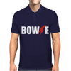 David Bowie Mens Polo