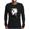 David Bowie Photo Hand Reality Tour 2003 Mens Long Sleeve T-Shirt