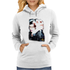 David Bowie Photo Hand Reality Tour 2003 Womens Hoodie
