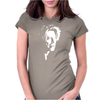 David Bowie Womens Fitted T-Shirt
