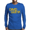 David Guetta Dance Mens Long Sleeve T-Shirt