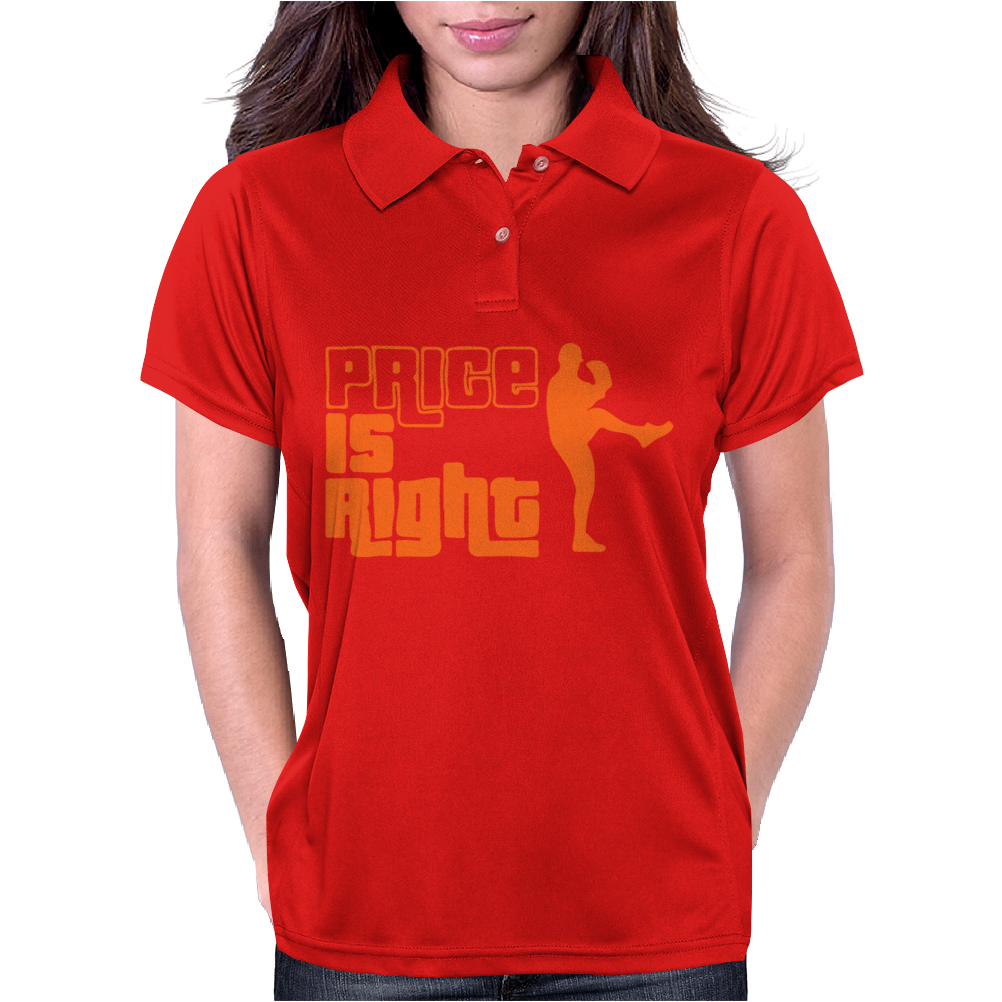 David Price PRICE IS RIGHT Womens Polo