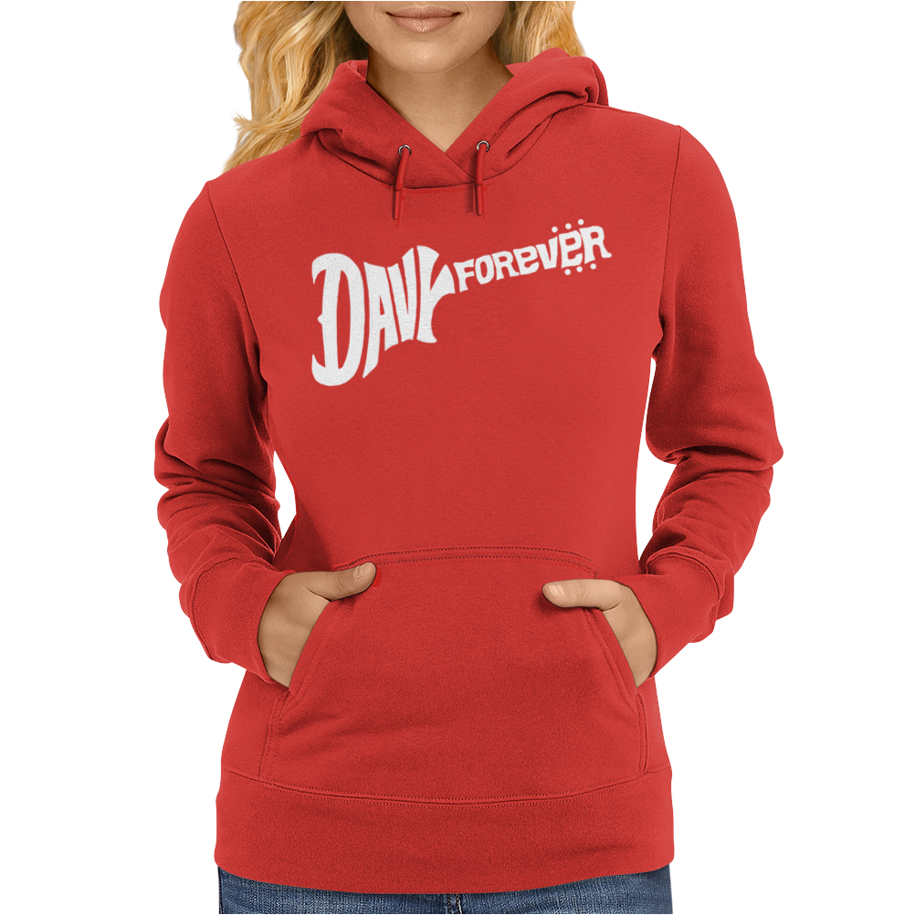 Davy Forever Womens Hoodie