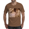 Davy Jones and the Flying Dutchman Mens T-Shirt