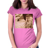 Davy Jones and the Flying Dutchman Womens Fitted T-Shirt