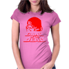 DAWN OF THE DEAD RETRO 70s HORROR ZOMBIE FILM Womens Fitted T-Shirt