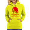 DAWN OF THE DEAD RETRO 70s HORROR ZOMBIE FILM Womens Hoodie