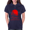 DAWN OF THE DEAD RETRO 70s HORROR ZOMBIE FILM Womens Polo