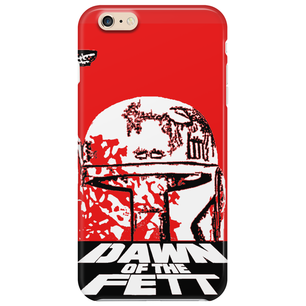 Dawn of the Fett Phone Case
