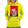 Dawn of the Fett Womens Hoodie