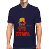 Dawn of Titan Mens Polo