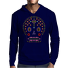 Day of the Dead Mens Hoodie