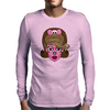 Day Of the Dead - Sugar Skull Mens Long Sleeve T-Shirt