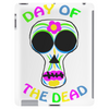Day of the Dead Sugar-Skull Tablet (vertical)