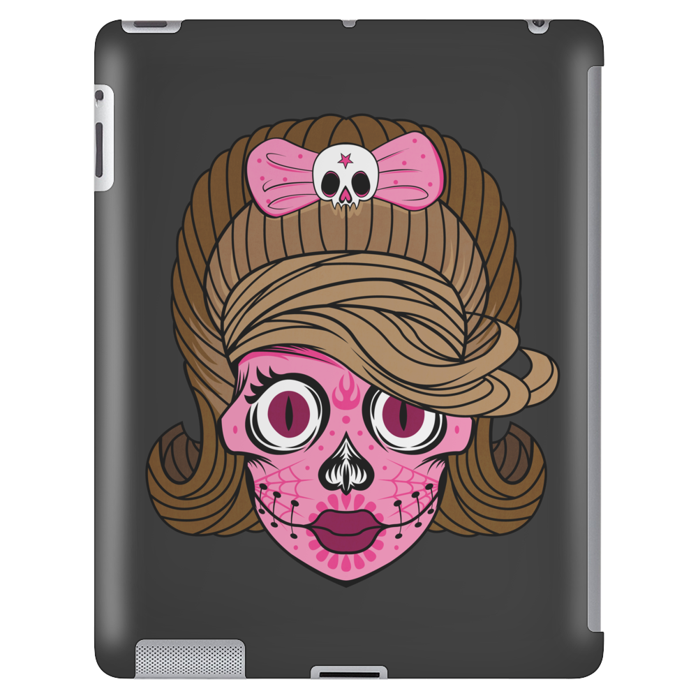 Day Of the Dead - Sugar Skull Tablet (vertical)