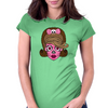 Day Of the Dead - Sugar Skull Womens Fitted T-Shirt