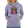Day Of the Dead - Sugar Skull Womens Hoodie