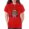 Day Of the Dead - Sugar Skull Womens Polo
