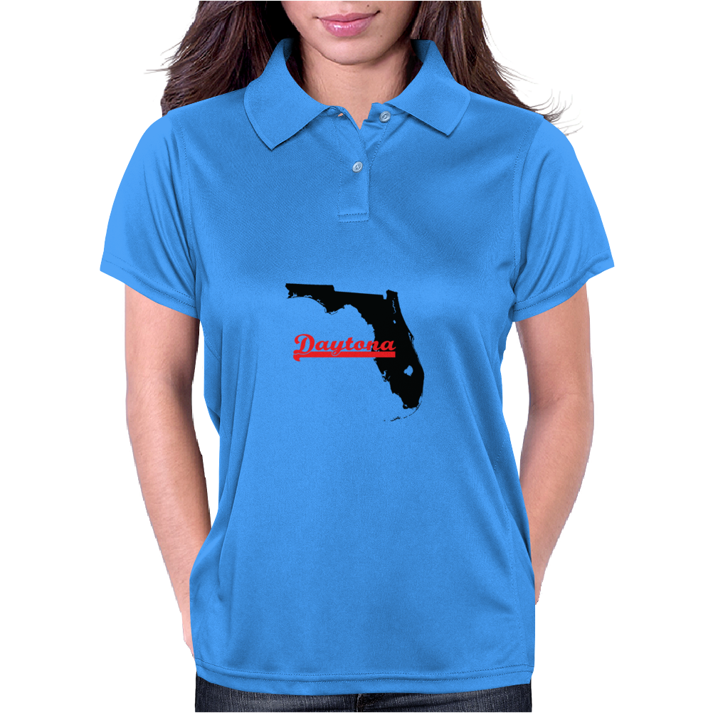 Daytona Florida. Womens Polo