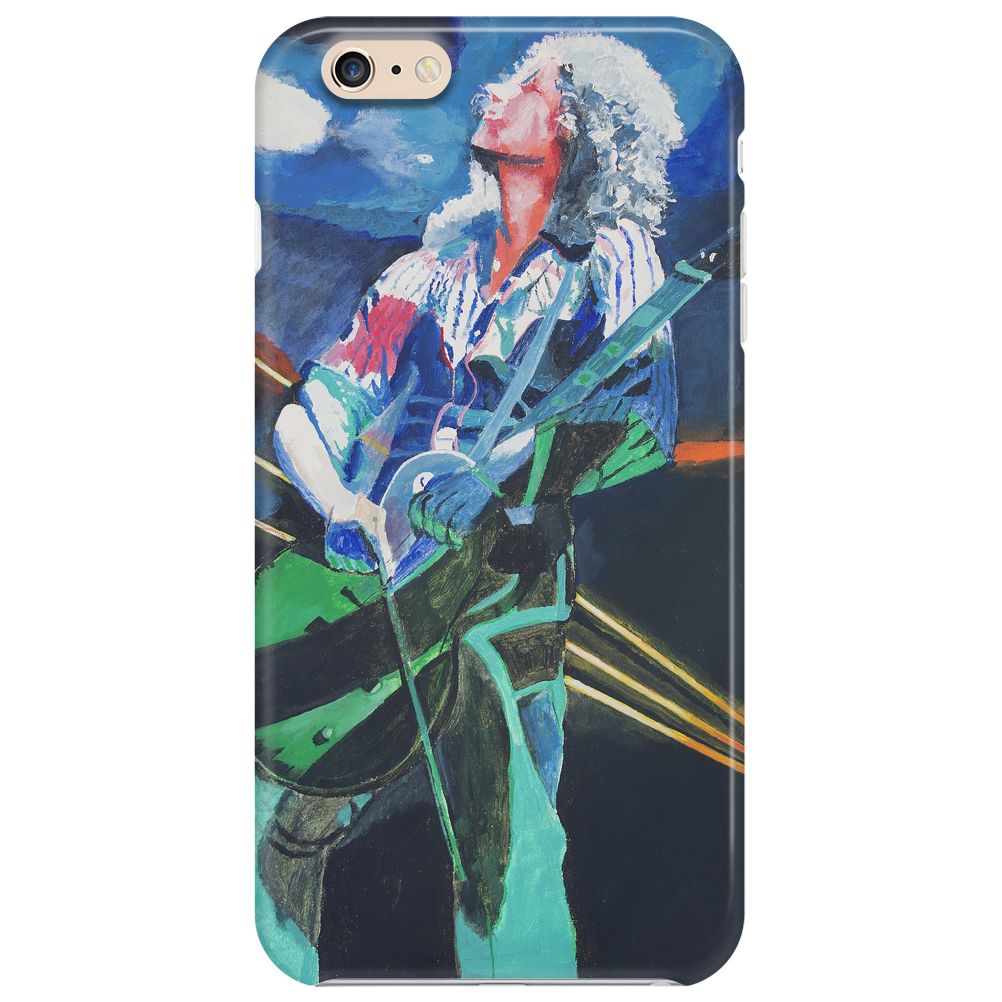 Dazed and Confused - Jimmy Page Phone Case