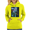Dazed and Confused - Jimmy Page Womens Hoodie
