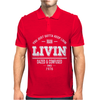 Dazed and Confused - LIVIN Mens Polo