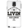 Dazed and Confused: LIVIN Phone Case