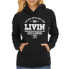 Dazed and Confused - LIVIN Womens Hoodie