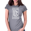 Dc Dreame Chassers Womens Fitted T-Shirt