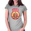 DDR Logo Womens Fitted T-Shirt