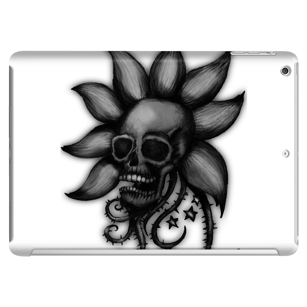 Dead Flower Tablet (horizontal)