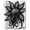 Dead Flower Tablet (vertical)