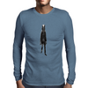 Dead Man Walking  Mens Long Sleeve T-Shirt