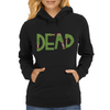 dead, the final Womens Hoodie