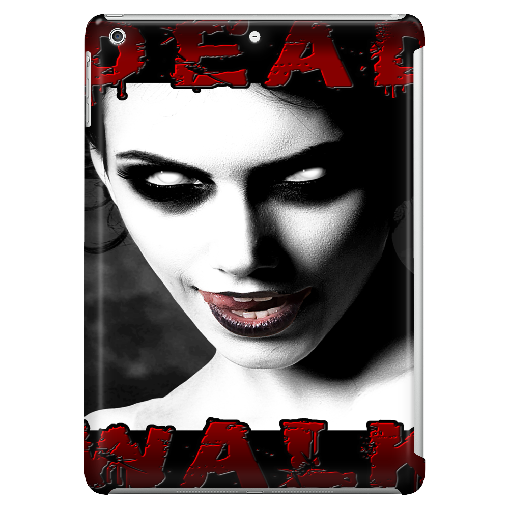 DEAD WALK ZombieGirl Tablet (vertical)