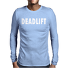Deadlift Mens Long Sleeve T-Shirt