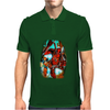 Deadpool and Wolverine X-Men Marvel Comics Mens Polo
