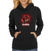 Deadpool Collab Womens Hoodie