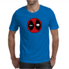 Deadpool Logo Mens T-Shirt