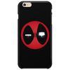 Deadpool Logo Phone Case