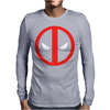 Deadpool Mens Long Sleeve T-Shirt