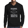 Deadpool Merc with a Mouth Mens Hoodie