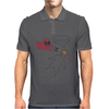Deadpool - Ouchie Mens Polo