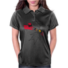 Deadpool - Ouchie Womens Polo