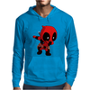 Deadpool Wade Wilson Dab Dance Pose Mens Hoodie