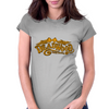 Deadwood Saloon Womens Fitted T-Shirt